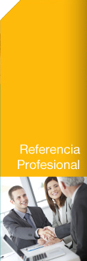 Referencia Profesional